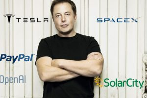 People Making a Difference: #1 Elon Musk
